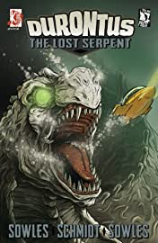Durontus: The Lost Serpent #1