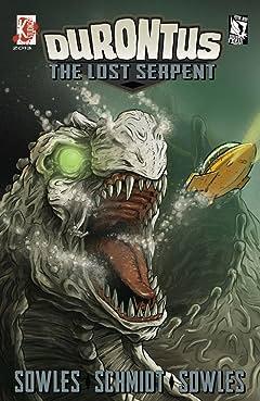Durontus: The Lost Serpent #1