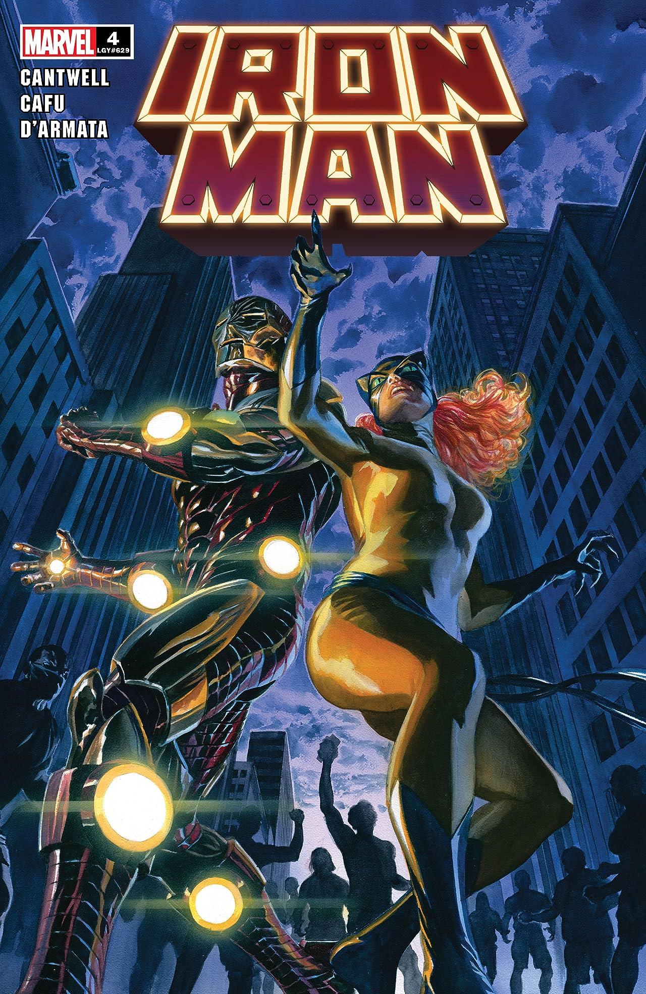Iron Man (2020-) No.4