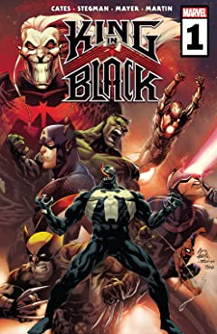 King In Black (2020-) #1 (of 5)