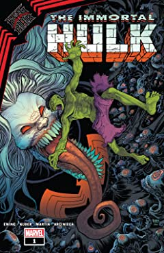 King In Black: Immortal Hulk (2020) #1