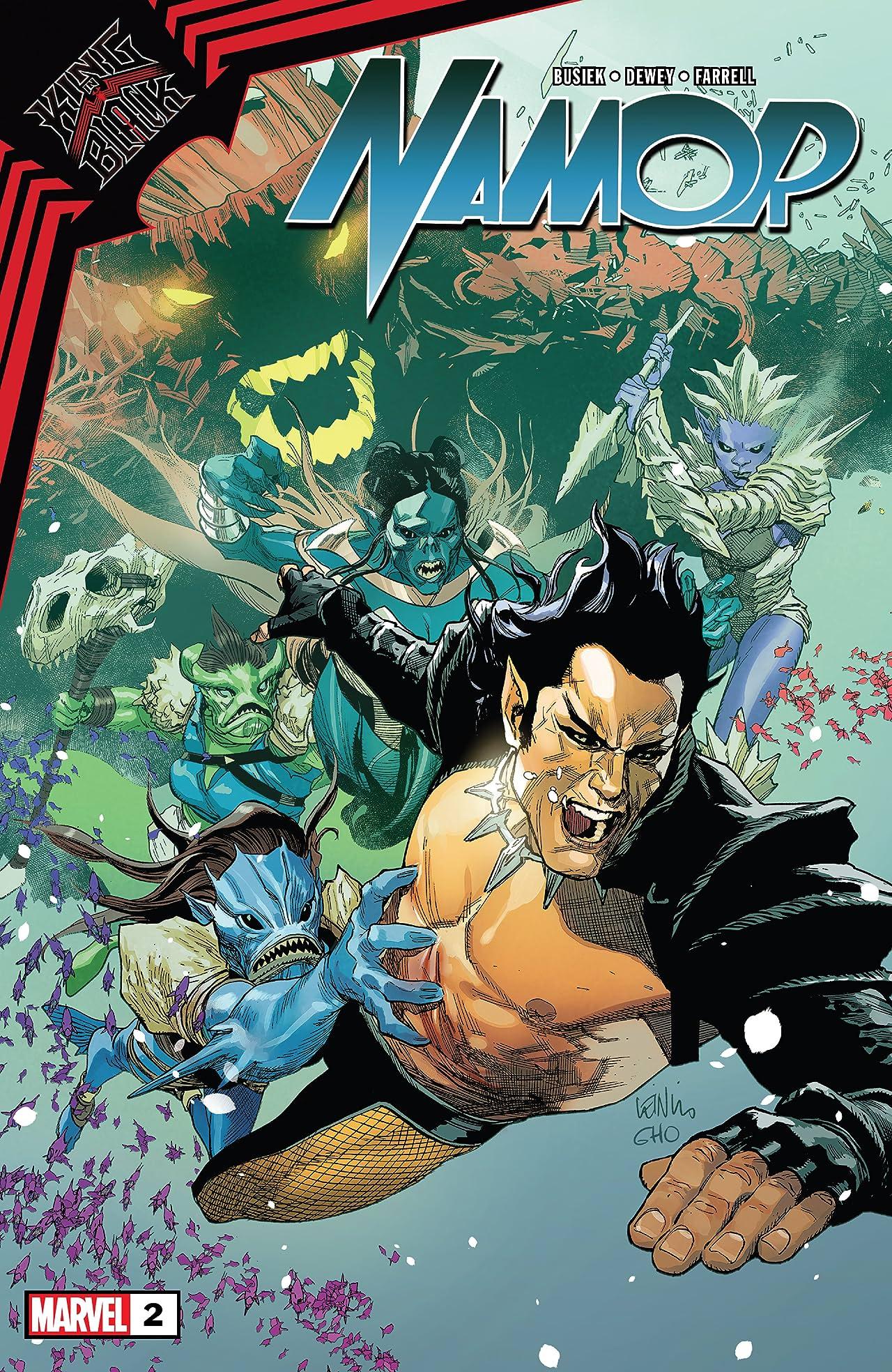 King In Black: Namor (2020-) No.2 (sur 5)