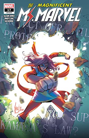 Magnificent Ms. Marvel (2019-) #17