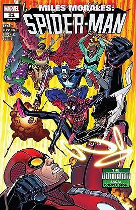 Miles Morales: Spider-Man (2018-) #21