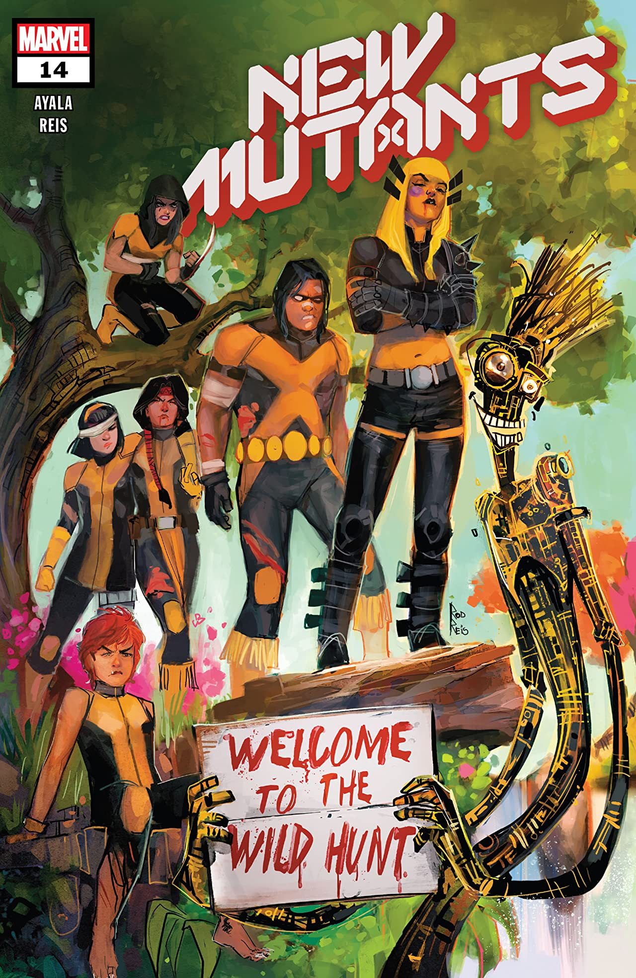New Mutants (2019-) No.14