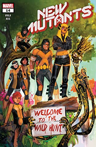 New Mutants (2019-) No.14