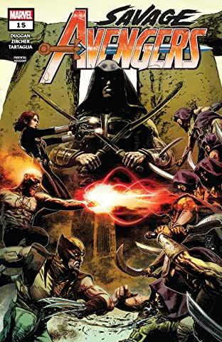 Savage Avengers (2019-) No.15