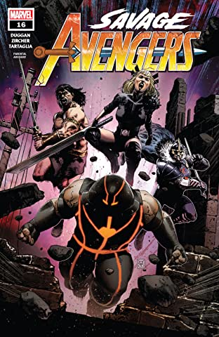 Savage Avengers (2019-) No.16