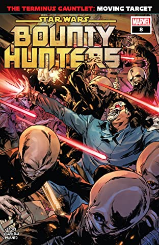 Star Wars: Bounty Hunters (2020-) #8