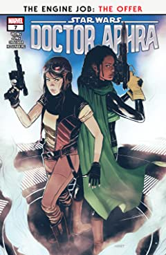 Star Wars: Doctor Aphra (2020-) #7