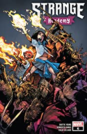 Strange Academy (2020-) #6