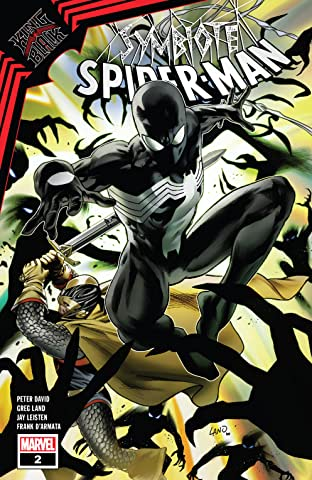 Symbiote Spider-Man: King In Black (2020-) No.2 (sur 5)