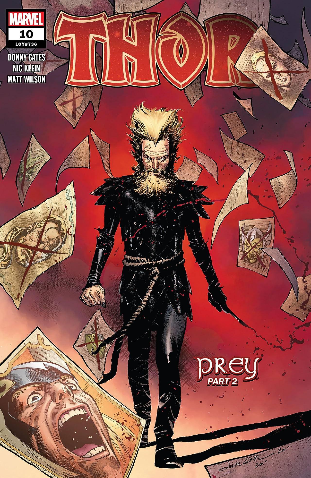Thor (2020-) No.10