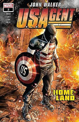 U.S.Agent (2020-) No.2 (sur 5)