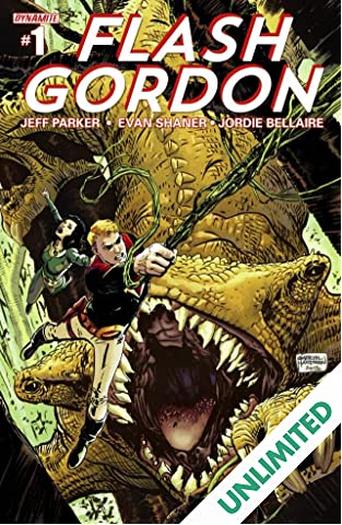 Flash Gordon #1: Digital Exclusive Edition