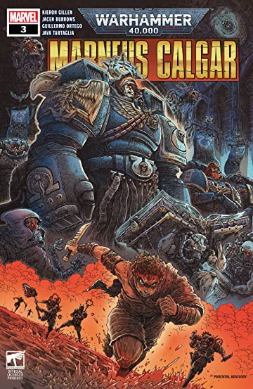 Warhammer 40,000: Marneus Calgar (2020-) #3 (of 5)