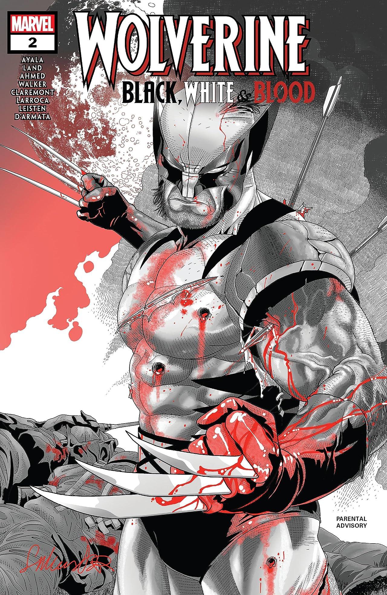 Wolverine: Black, White & Blood (2020-) No.2 (sur 4)