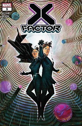 X-Factor (2020-) No.5