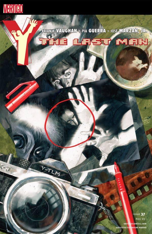 Y: The Last Man #37