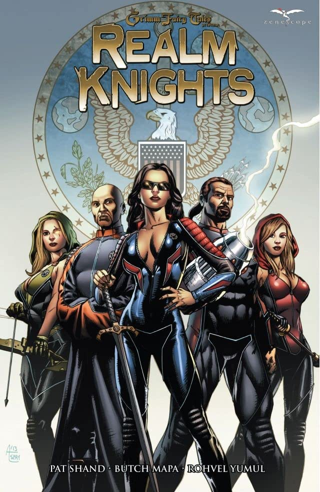 Grimm Fairy Tales: Realm Knights Vol. 1