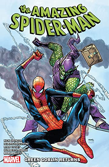 Amazing Spider-Man by Nick Spencer Tome 10: Green Goblin Returns