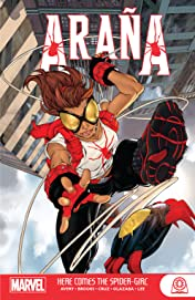 Araña: Here Comes The Spider-Girl