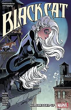 Black Cat Vol. 3: All Dressed Up