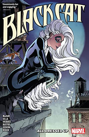 Black Cat Vol. 3: All Dressed Up