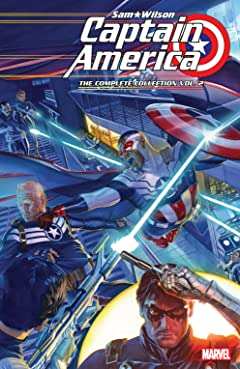 Captain America: Sam Wilson - The Complete Collection Tome 2