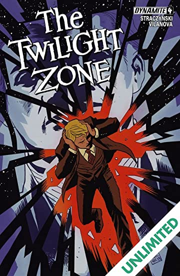 The Twilight Zone #4: Digital Exclusive Edition