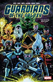 Guardians Of The Galaxy by Donny Cates