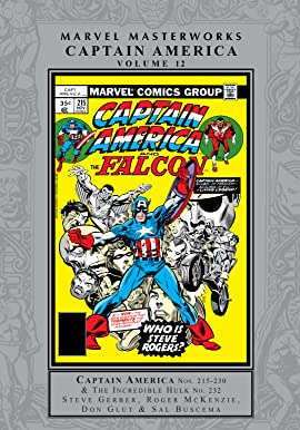 Captain America Masterworks Vol. 12