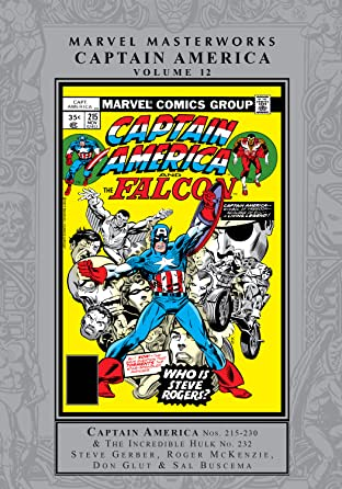 Captain America Masterworks Vol. 12
