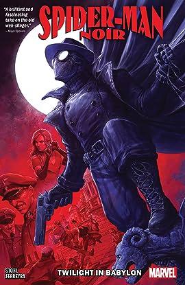 Spider-Man Noir: Twilight In Babylon