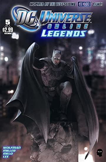 DC Universe Online Legends #5