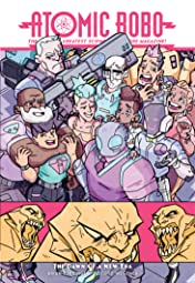 Atomic Robo Vol. 13: Atomic Robo & The Dawn of a New Era