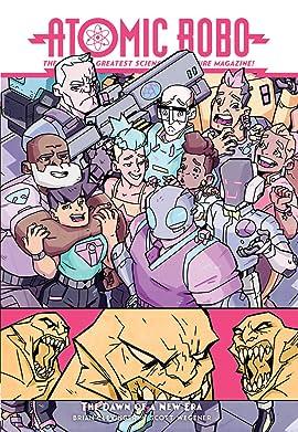 Atomic Robo Vol. 13: Atomic Robo & The Dawn of a New Era