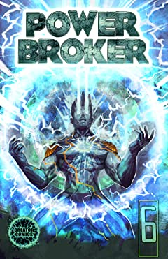 Power Broker #6