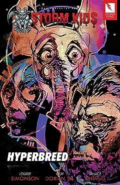 John Carpenter Presents Storm Kids: HYPERBREED Trade Paperback: HYPERBREED Trade Paperback
