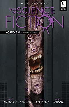 John Carpenter's Tales of Science Fiction: VORTEX 2.0 #4