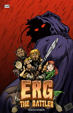 ERG: The Battler #1