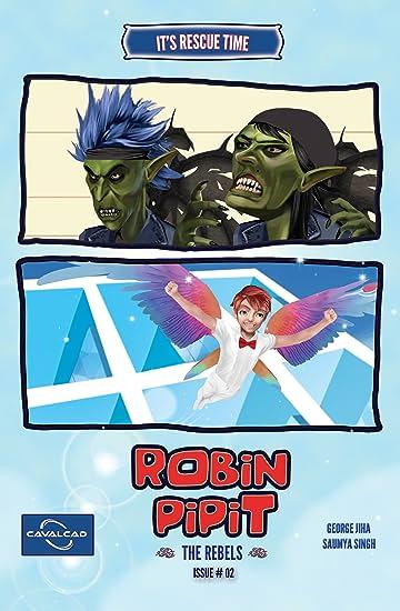 Robin Pipit #2
