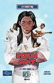 Robin Pipit #3