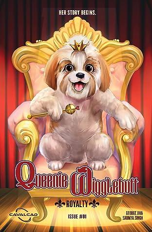 Queenie Wigglebutt #1