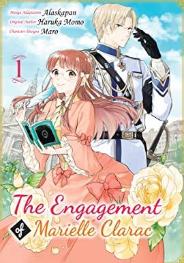 The Engagement of Marielle Clarac (Manga) Tome 1