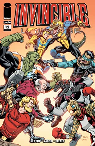 Invincible Universe No.12