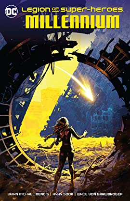 Legion of Super-Heroes (2019-) Vol. 1: Millennium