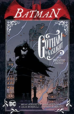Batman: Gotham by Gaslight The Deluxe Edition