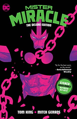 Mister Miracle (2017-2019): The Deluxe Edition