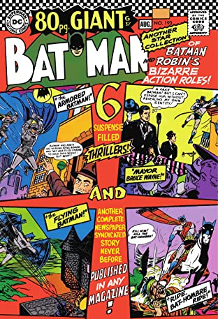 Batman (1940-2011) No.193
